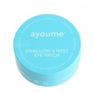 Патчи под глаза с экстрактом ласточкиного гнезда Ayoume Swallow's Nest Eye Patch