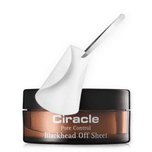 Пилинг-салфетки для удаления черных точек Ciracle Pore Control Blackhead Off Sheet