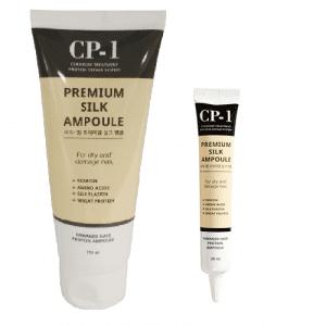 Несмываемая шелковая сыворотка для волос CP-1 Premium Silk Ampoule