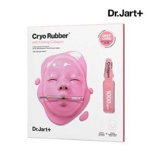 Подтягивающая моделирующая маска для упругости кожи Dr.Jart+ Cryo Rubber Mask With Firming Collagen
