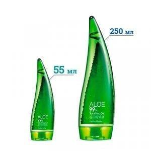 Гель алоэ Holika Holika Aloe 99% Soothing Gel