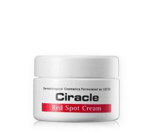 Локальный крем-мазь для проблемной кожи Ciracle Red Spot Cream