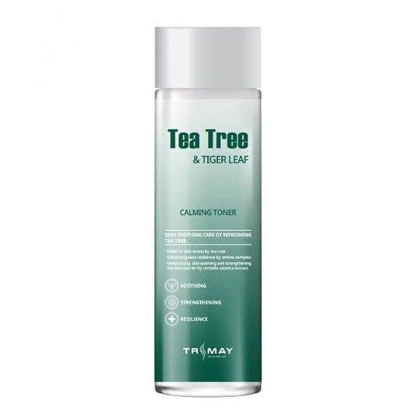 Успокаивающий тонер для проблемной кожи с чайным деревом и центеллой Trimay Tea Tree Tiger Leaf Calming Toner