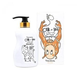 Шампунь для волос с коллагеном Elizavecca CER-100 Collagen Coating Hair Muscle Shampoo