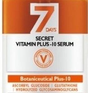Витаминизированная сыворотка MAY ISLAND 7 Days Secret Vita Plus-10 Serum