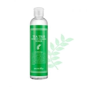 Тоник для лица с экстрактом чайного дерева (антибактериальный) Secret Key Tea Tree Refresh Calming Toner