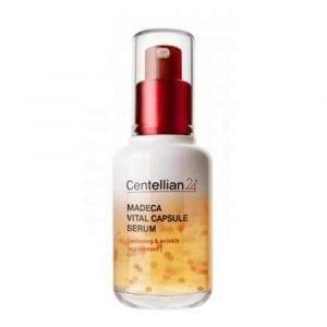 Витаминная сыворотка с центеллой CENTELLIAN 24 Madeca Vital Capsule Serum