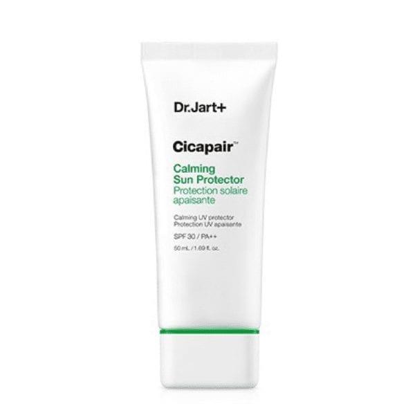 Солнцезащитный крем для раздраженной кожи Dr. Jart+ Cicapair Calming Sun Protector