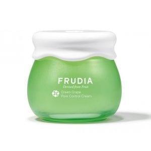 Крем с зеленым виноградом для контроля жирности и сужения пор FRUDIA Green Grape Pore Control Cream