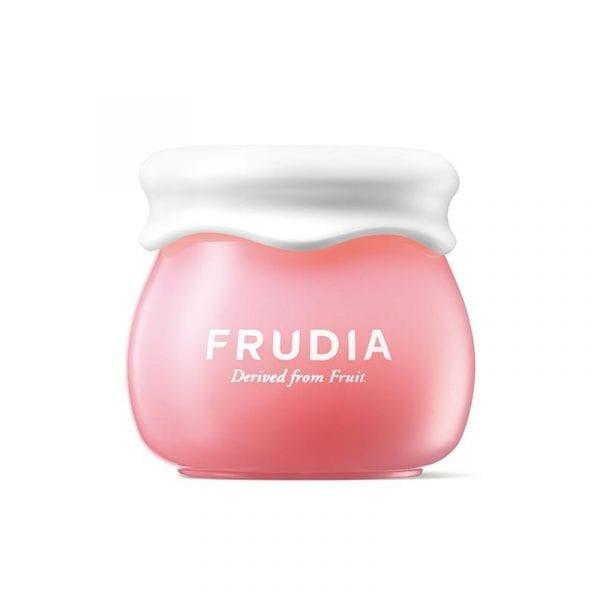 Многофункциональный крем-пудинг с экстрактом граната FRUDIA Pomegranate Nutri-Moisturizing Cream