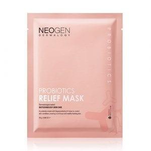 Регенерирующая маска с пробиотиками Neogen Probiotics Relief Mask