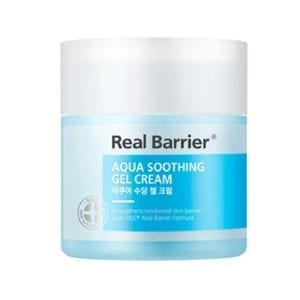 Охлаждающий гель-крем для лица Real Barrier Aqua Soothing Gel Cream
