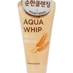 Мягкая очищающая пенка Scinic Aqua Whip Mild Wash