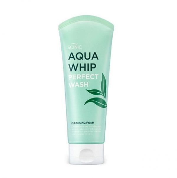 Глубокоочищающая пенка Scinic Aqua Whip Perfect Wash