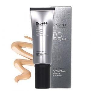 Омолаживающий ВВ-крем для всех типов кожи Dr.Jart+ Dermakeup Rejuvenating Beauty Balm Silver Label SPF35 PA++