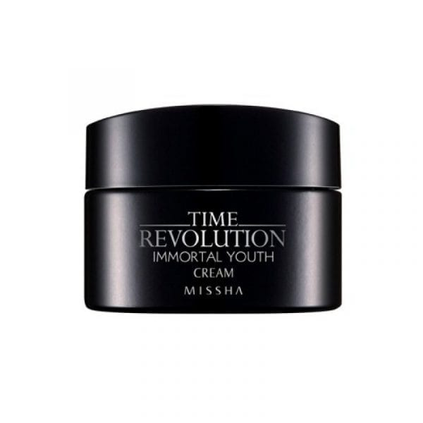 Антивозрастной крем против увядания Missha Time Revolution Immortal Youth Cream