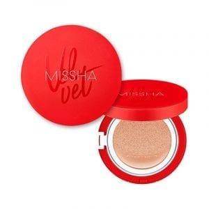 Тональный крем-кушон Missha Velvet Finish Cushion SPF50/PA+++