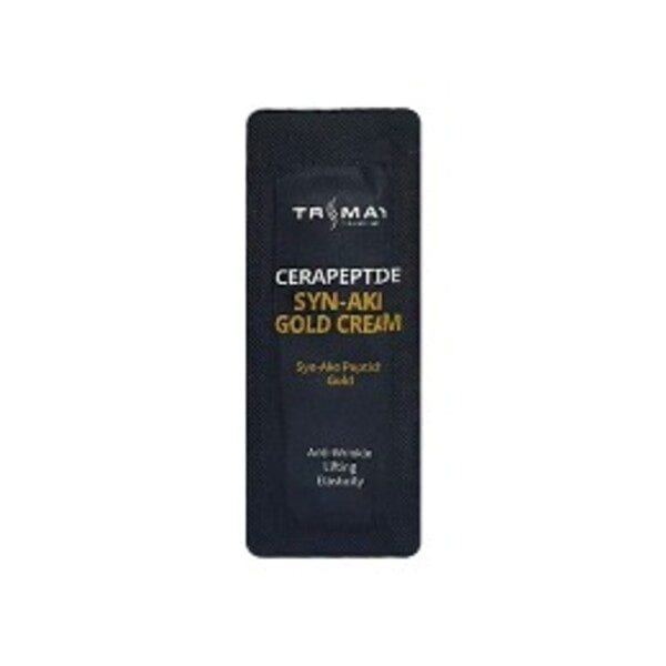 Пробник антивозрастного крема со змеиным пептидом Trimay Sample Cerapeptide Syn-Ake Gold Cream
