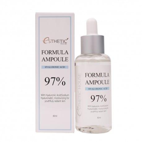 Сыворотка для лица с гиалуроновой кислотой Esthetic House Ampoule Hyaluronic Acid