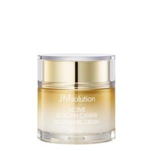 Антивозрастной крем с экстрактом икры JMsolution Active Golden Caviar Nourishing Cream Prime