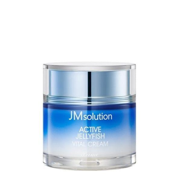 Восстанавливающий крем с экстрактом медузы JMsolution Active Jellyfish Vital Cream Prime