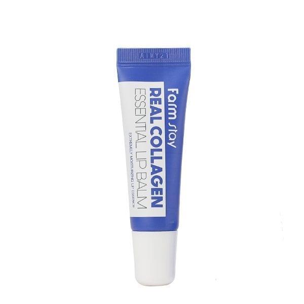 Увлажняющий бальзам для губ с коллагеном FarmStay Collagen Essential Lip Balm