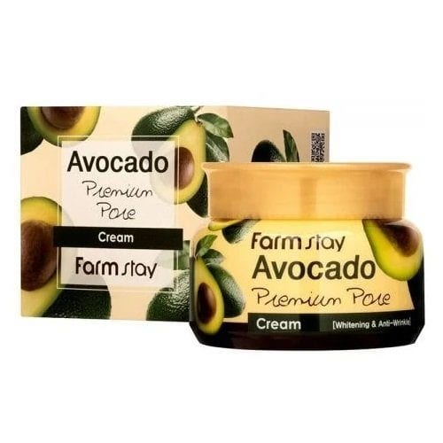 Антивозрастной крем с авокадо FarmStay Avocado Premium Pore Cream