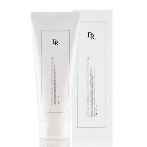 Очищающий гель для комбинированной кожи CU Skin Dr. Solution Cicaming Gel Cleanser