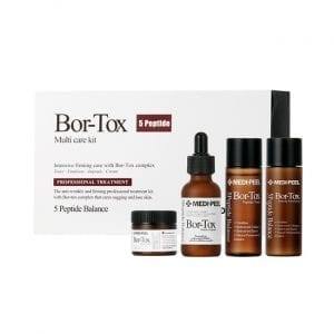 Набор лифтинг-средств против морщин Medi-Peel Bor-Tox 5 Peptide Multi Care Kit