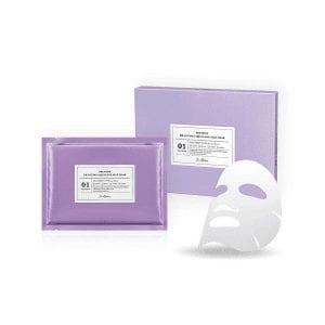 Тканевая маска для лица СКВАЛАН Premium Dr. Althea Squalane Silk Mask